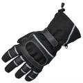 Motorbike Biker textile Gloves Black