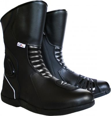 Motorbike Racing Sport Boots colour black – image 2