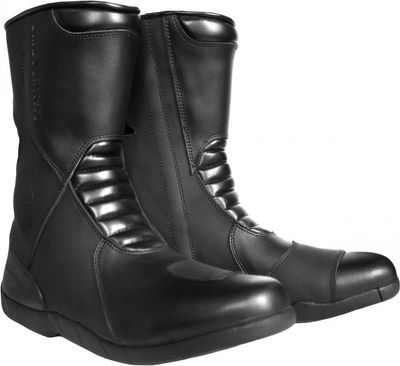 Motorbike Racing Sport Boots colour black – image 1