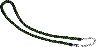 Trachten Cord Chain Pendant Satin  Tracht,Color:dark green – image 2