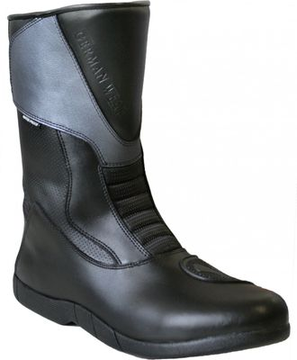 Motorbike Racing Sport Boots colour black/Anthrazit – image 1