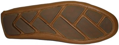 Driving moccasin moc Casual Shoes Nubuck Leather Mustard – image 5