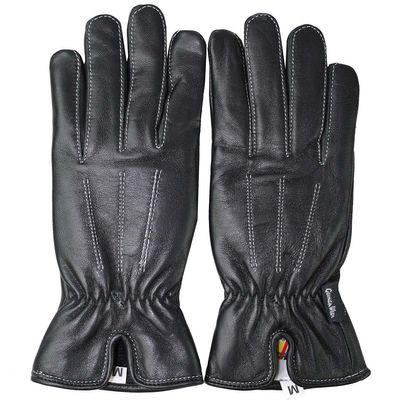Trendy sheepskin Gloves for women real leather – image 2