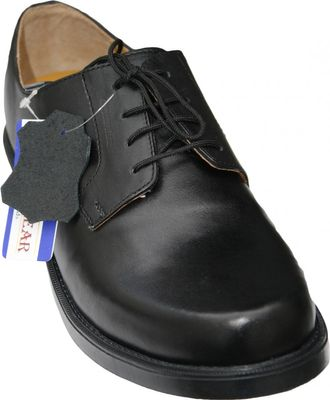 Business Shoes real Cowhide black