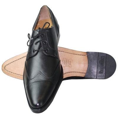 Business Shoes made of real Cowhide black – image 3
