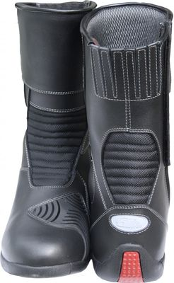 Motorbike Racing Sport Boots colour black – image 7