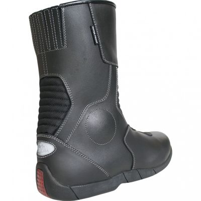 Motorbike Racing Sport Boots colour black – image 5