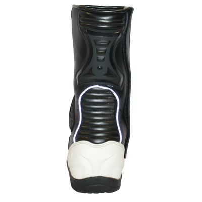 Motorbike Racing Sport Boots colour black/white – image 7