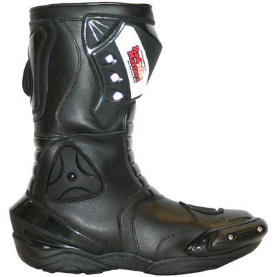Motorbike Racing Sport Boots colour black, 31cm – image 6