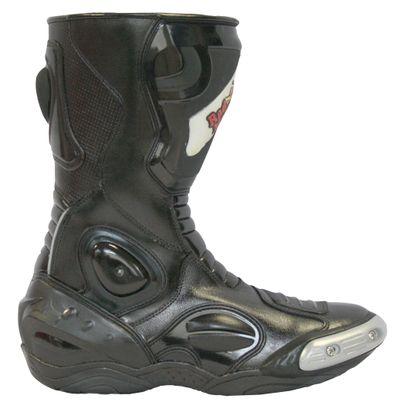 German Wear, Biker Motorradstiefel Motorrad Sport Touring Stiefel 31cm – Bild 6