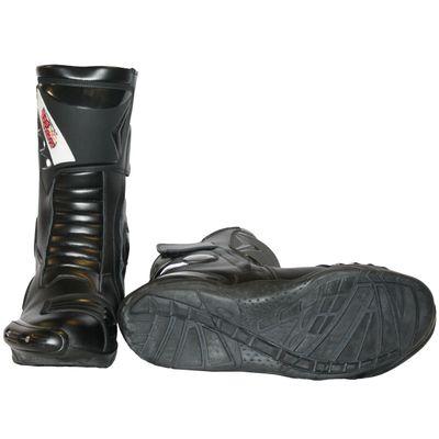 Motorbike Racing Sport Boots colour black/Anthrazit – image 8