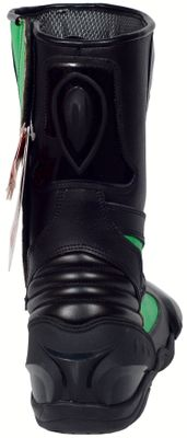 Motorbike Racing Sport Boots colour green/black – image 4