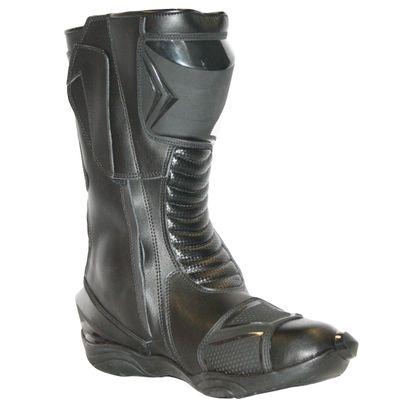 Motorbike Racing Sport Boots colour black – image 2