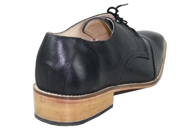 Business Shoes made of real Cowhide black – image 6