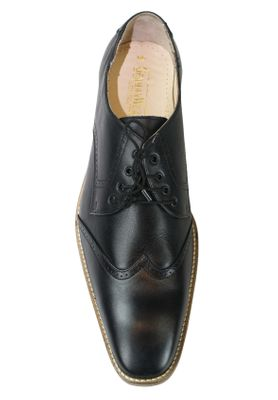Business Shoes made of real Cowhide black – image 5