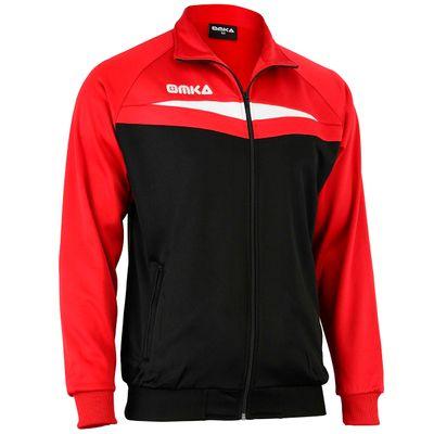 OMKA Optima Herren Trainingsjacke Sportjacke Joggingjacke – Bild 5