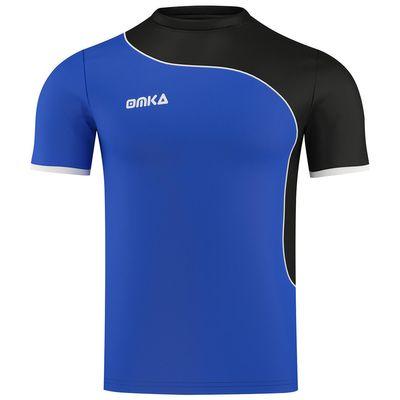 OMKA Fußballtrikot Teamwear Tshirt Uniformhemd Fan Trikot  – Bild 1