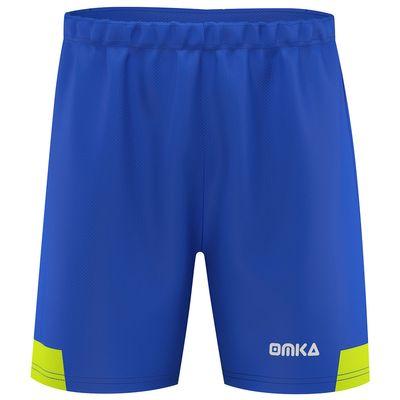 OMKA, Herren Fußballshorts Fitness Gym Sporthose Shorts kurze Hose  – Bild 1