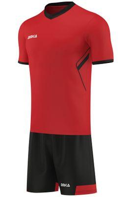 OMKA Trikotset 2-teilig Fußball Fitness Tennis etc Teamwear Jersey + Shorts set – Bild 2