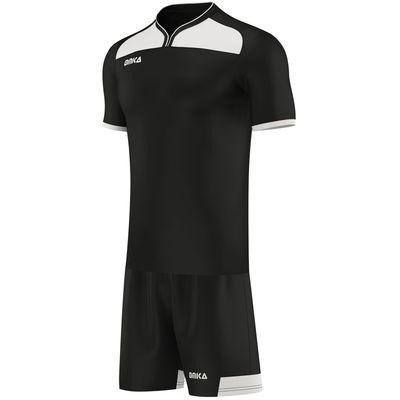 OMKA Herren Team Trikotset 2-teilig fußball set Fitness Team (Jersey + Shorts) – Bild 4