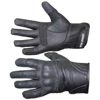Motocross Motorbike Biker Summer Gloves Black – image 5