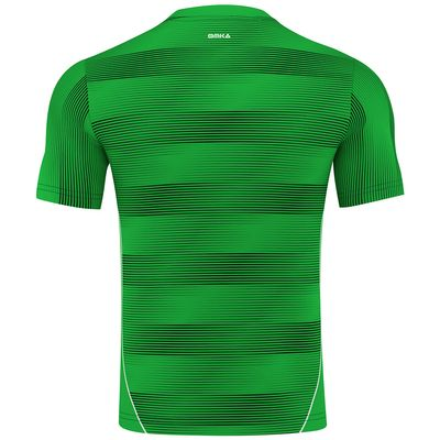 OMKA Trikot Teamsport Teamwear  Fussballtrikot Fantrikot  Shirt Jersey Grün – Bild 3