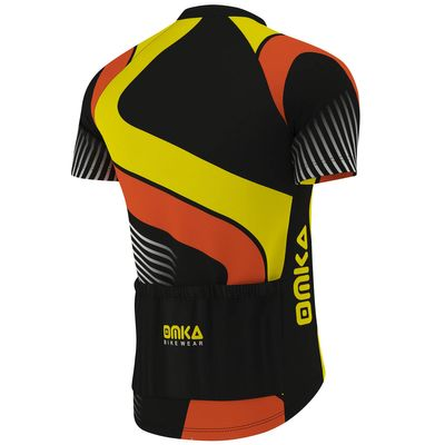 OMKA Pro Mens Team Racing Performance Cycling Jerseys with sublimation printing – image 3