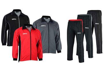 OMKA Trainingsanzug Sportanzug Jogginganzug  Freizeitanzug  – Bild 1