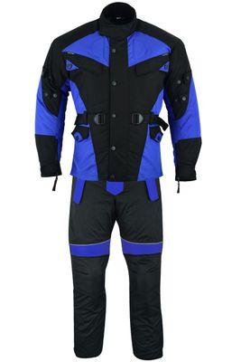 Motorcyle 2 pieces Jacket + Pants