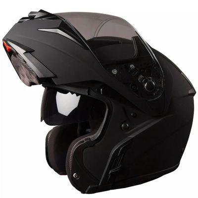 Motorcycle Helmet Flip Up Helmet Integral Helmet Sun Visor comfortable sporty touring rider