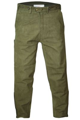 Hunting Leather Pants Trousers
