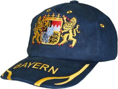 bavarian Cape Bavarian Oktoberfest with embroidered bayern lions emblem – image 1