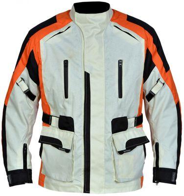 German Wear, Cordura Textile Motorbike jacket, water resistent, windproof & breathable – image 1