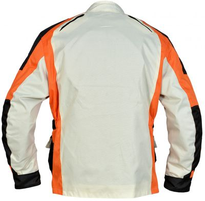 German Wear, Cordura Textile Motorbike jacket, water resistent, windproof & breathable – image 2