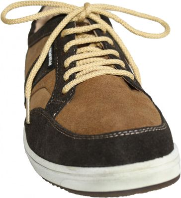 Sneakers made of cow split suede, Black – image 4