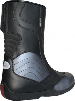 Motorbike Racing Sport Boots colour black/Anthrazit – image 4