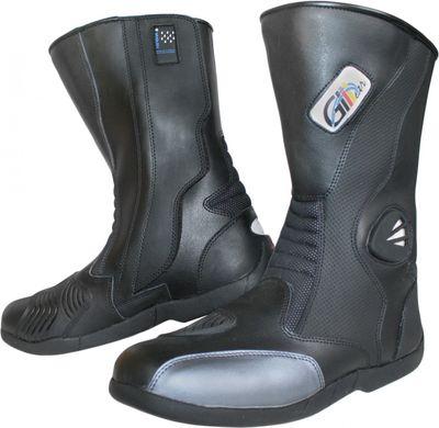 Motorbike Racing Sport Boots colour black/Anthrazit – image 2