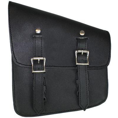 Motorrad Satteltaschen saddlebag Buffalo leather – image 1