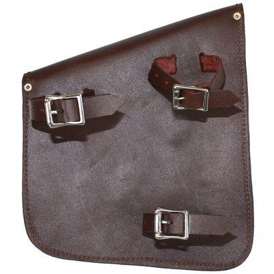 Motorrad Satteltaschen saddlebag Buffalo leather – image 3