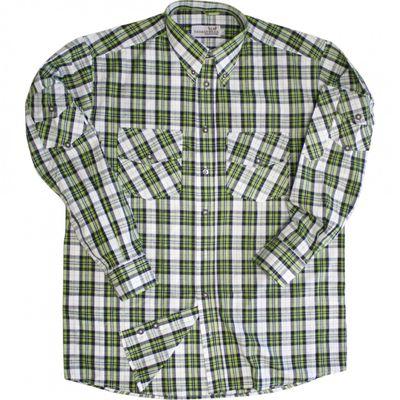Bavarian Traditional Shirt for lederhosen Cotton Blended