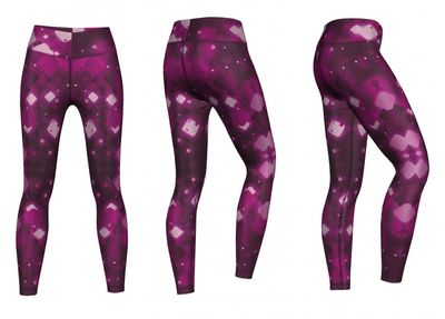 Leggings für Sport, Gymnastik, Training und Fashion