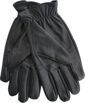 Trendy Driving sheepskin Gloves real leather – image 11