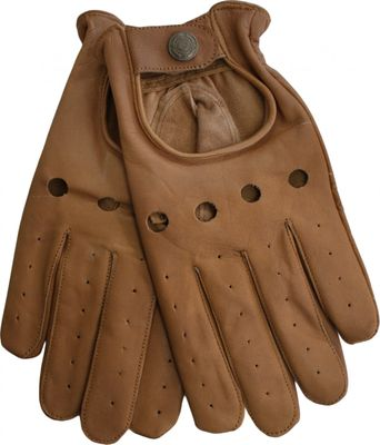 Trendy Driving sheepskin Gloves real leather – image 3