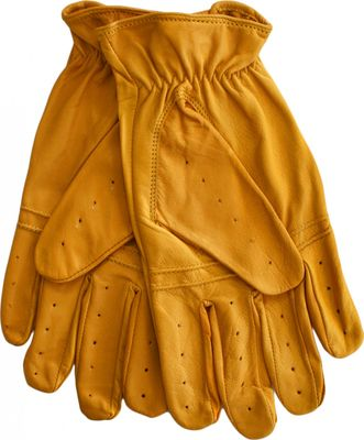 Trendy Driving sheepskin Gloves real leather – image 19