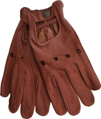 Trendy Driving sheepskin Gloves real leather – image 5