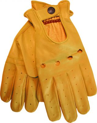 Trendy Driving sheepskin Gloves real leather – image 10