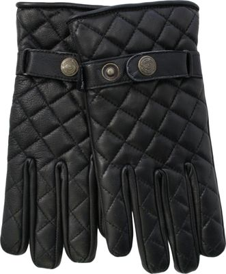 Trendy sheepskin Gloves for men real leather – image 1