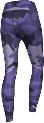 German Wear,Leggings Tights dehnbar Sport Gymnastik Training Yoga Tanzen,  Lila Camo – Bild 2