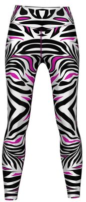 Leggins for Sports, Gym & Fashion Sublimation print stretch