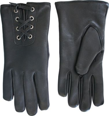 Trendy sheepskin Gloves for women